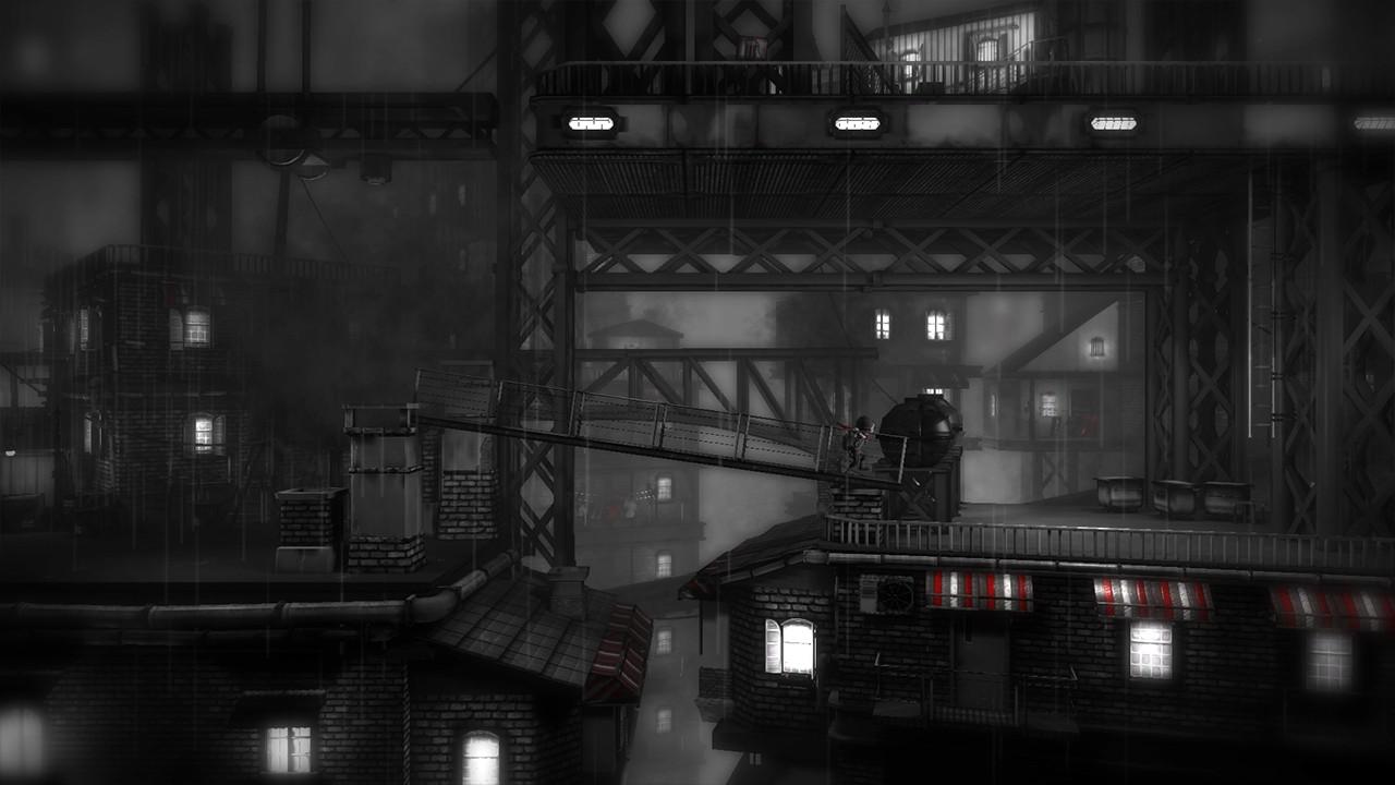 Screenshot from Monochroma (2/8)
