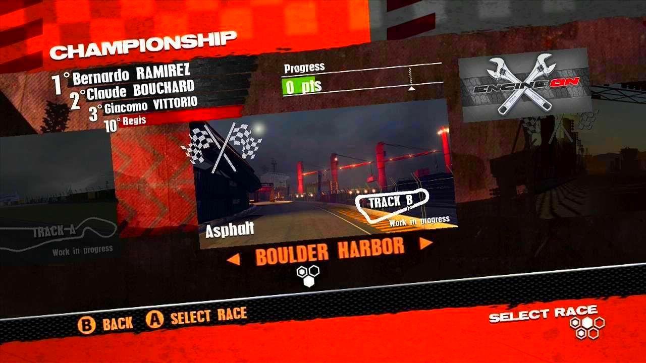 Screenshot from Truck Racer (6/10)