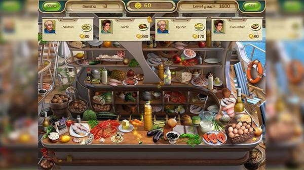 Screenshot from Gourmania 3: Zoo Zoom (3/5)