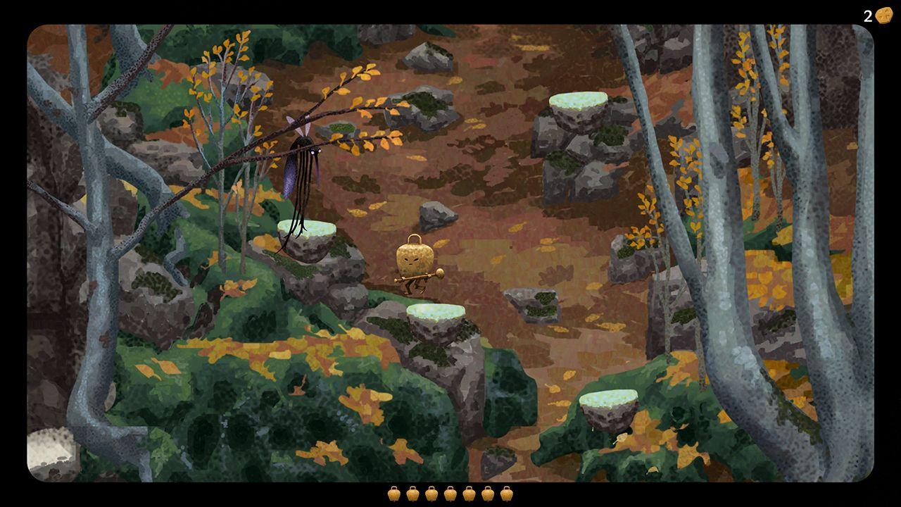 Screenshot from Copperbell (8/10)