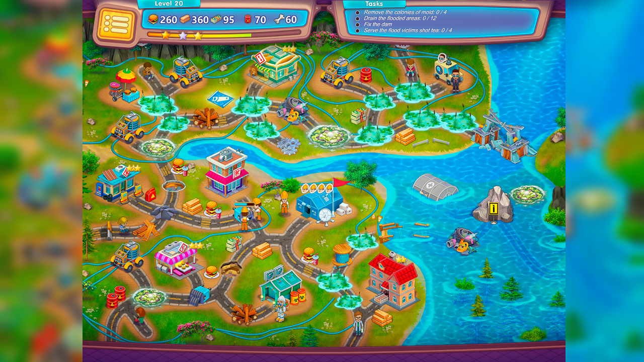 Screenshot from Rescue Team 11: Planet Savers (1/5)
