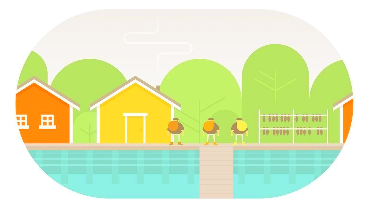 Screenshot from Burly Men At Sea (3/6)