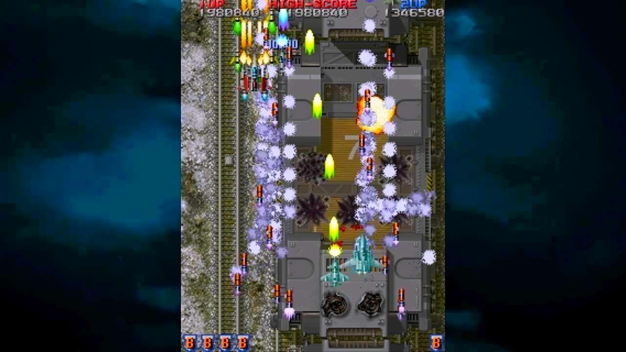 Screenshot from Raiden Legacy (2/6)