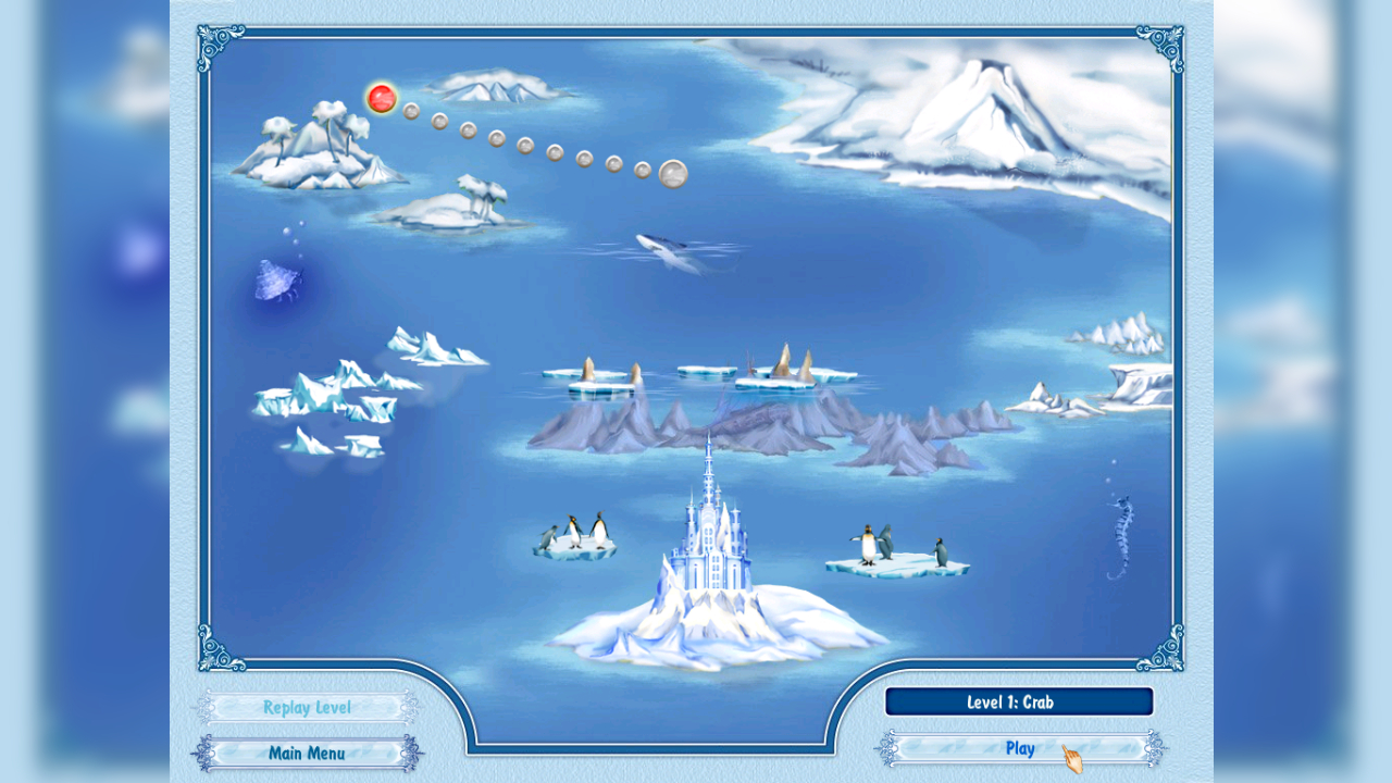 Screenshot from Arctic Quest (5/5)
