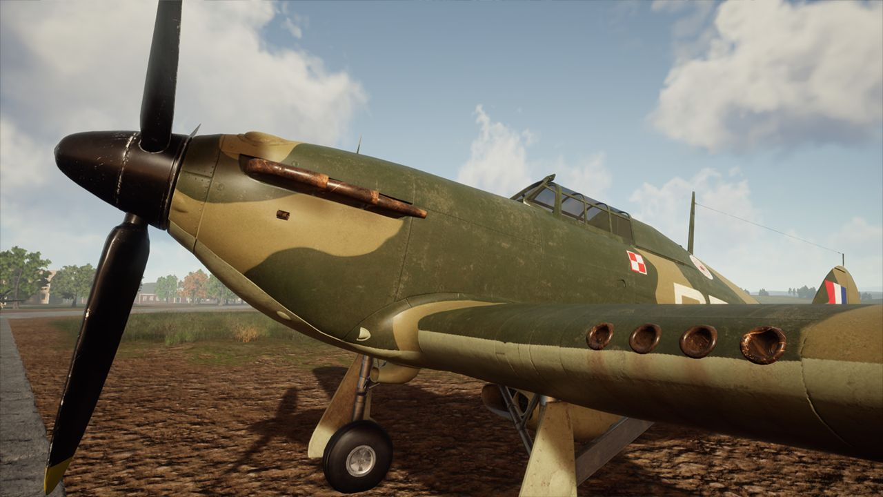 Screenshot from 303 Squadron: Battle of Britain (9/10)