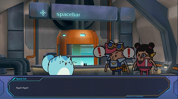 Screenshot from Holy Potatoes! We're in Space?! (3/9)