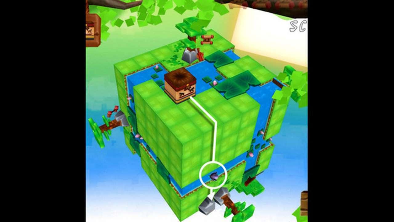Screenshot from Cube - Gardens of Zen (5/5)