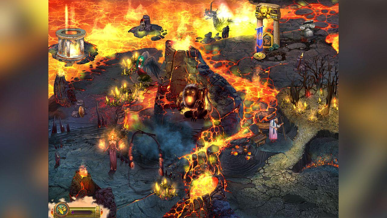 Screenshot from Heroes of Hellas 4: Birth of Legend (6/8)