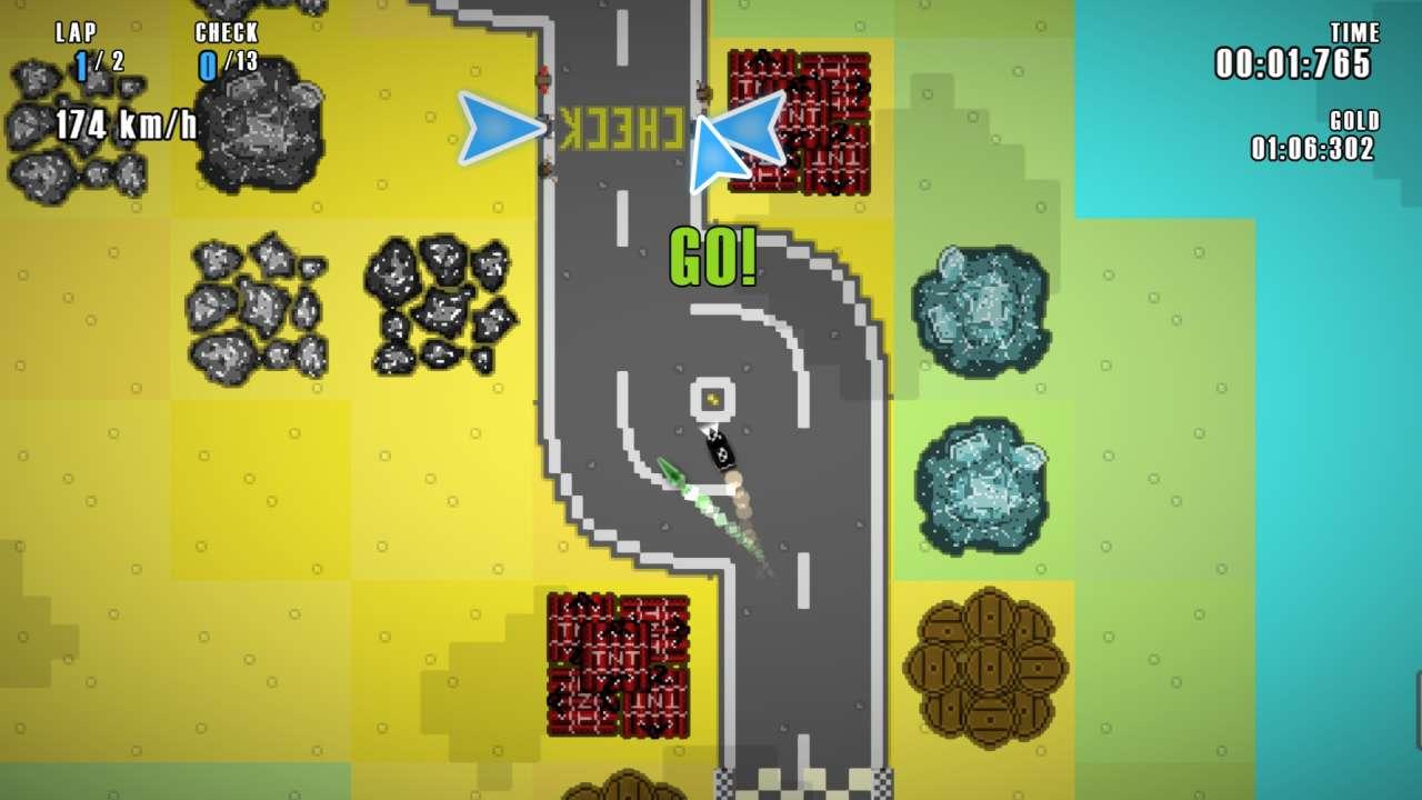Screenshot from Race.a.bit (4/5)