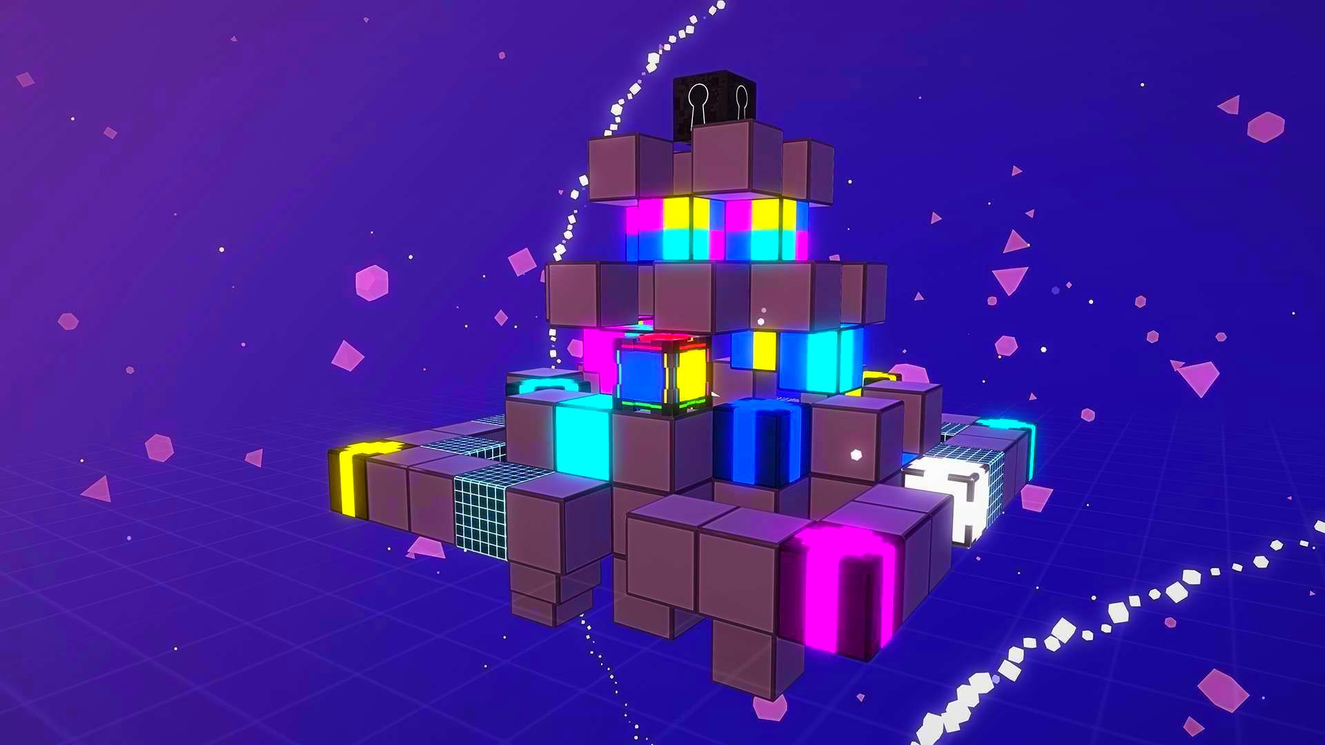 Screenshot from Cubikolor (5/7)