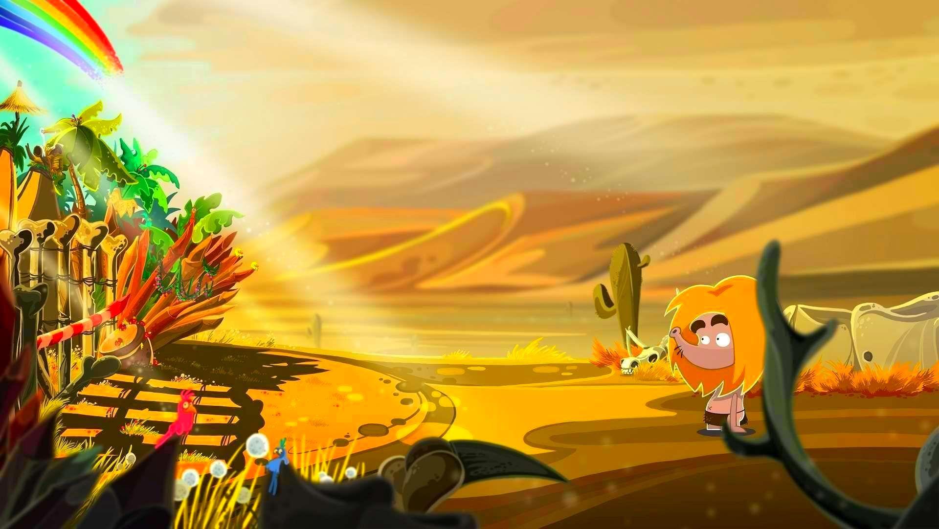 Screenshot from FIRE (1/6)