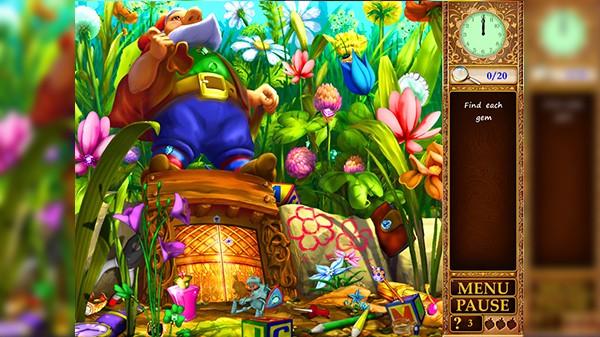 Screenshot from Holly 2: Magic Land (1/5)