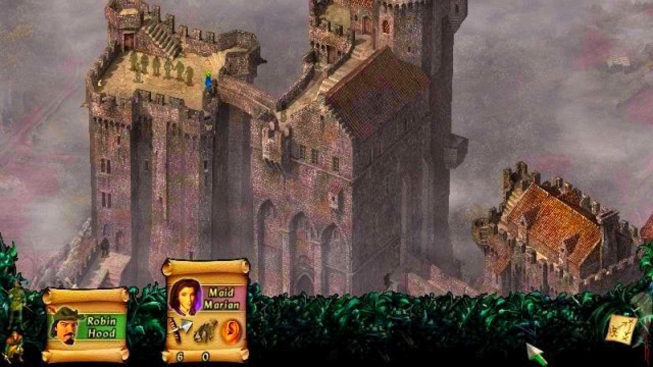 Screenshot from Robin Hood - The Legend of Sherwood (3/8)
