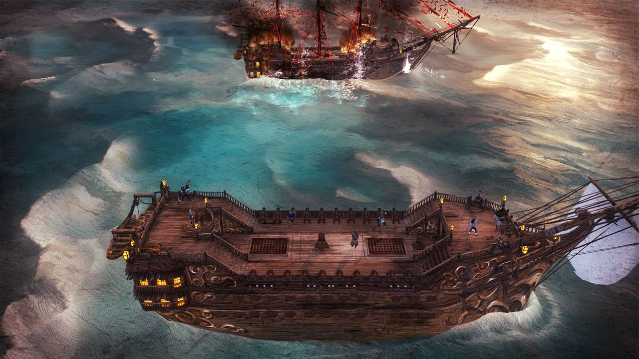 Screenshot from Abandon Ship (1/10)