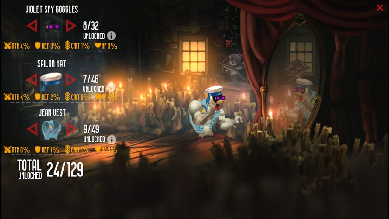 Screenshot from Chicken Assassin: Reloaded (10/10)