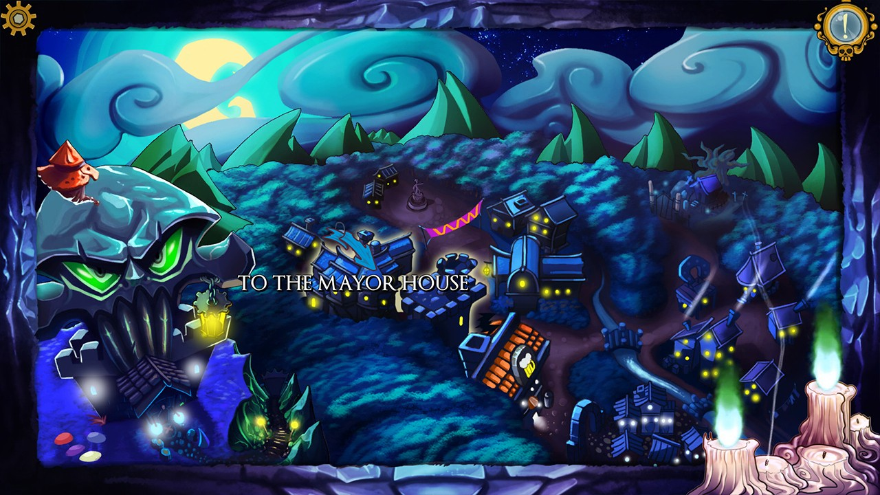 Screenshot from Darkestville Castle (8/9)