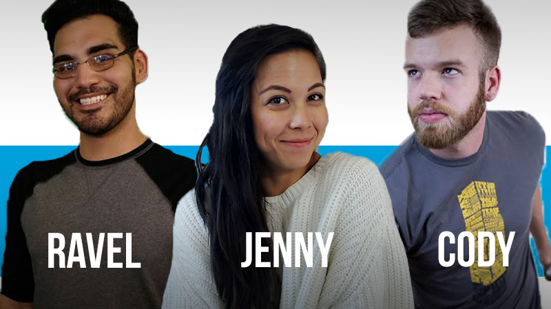 Introducing: Your Stream Team!