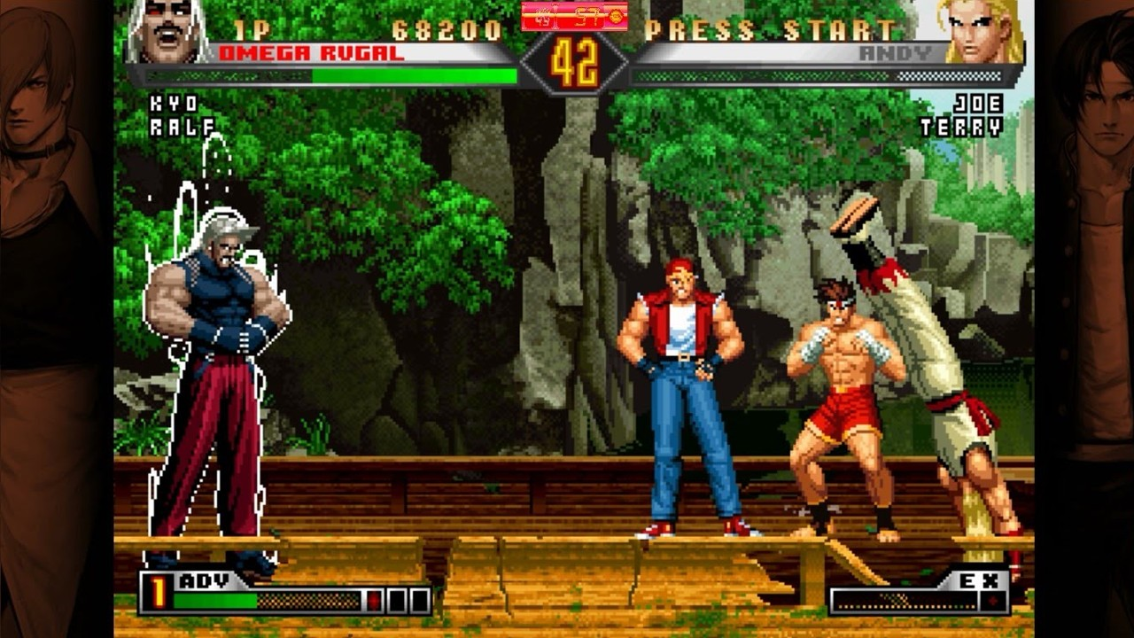 Screenshot from The King of Fighters '98 Ultimate Match Final Edition (2/7)