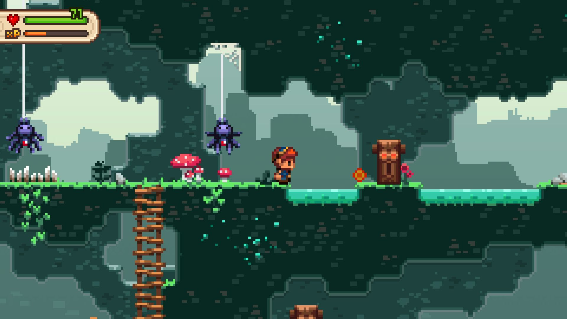 Screenshot from Evoland 2: A Slight Case of Spacetime Continuum Disorder (1/6)