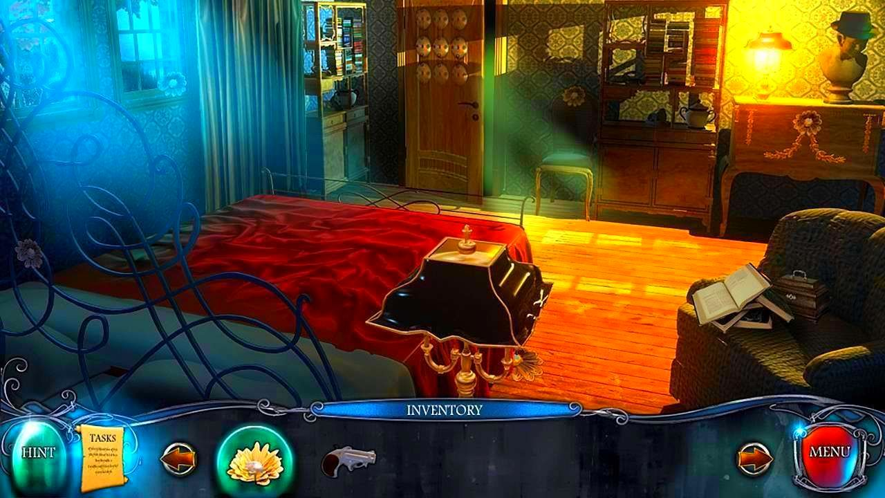 Screenshot from Red Crow Mysteries: Legion (2/10)