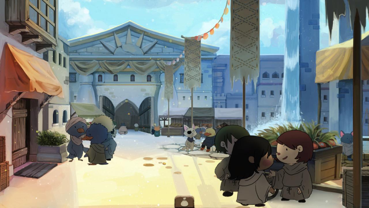 Screenshot from NAIRI: Tower of Shirin (4/5)