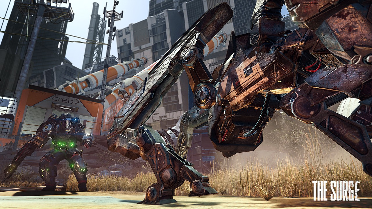 Screenshot from The Surge (5/5)