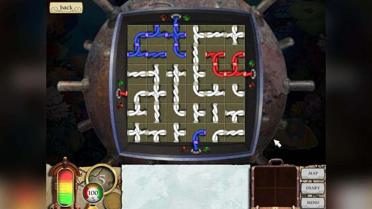 Screenshot from Treasure Masters, Inc. (2/7)