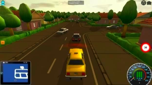 Screenshot from Taxi! (4/5)