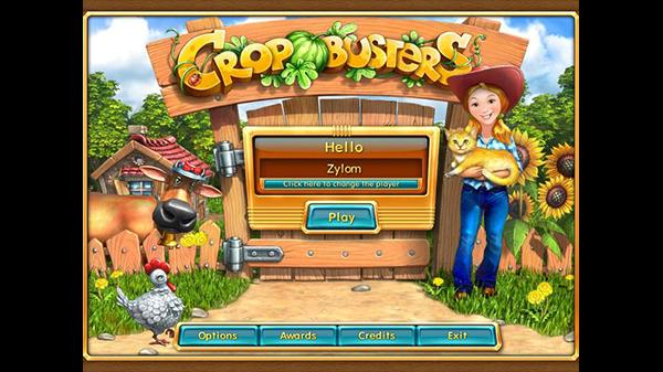 Screenshot from Crop Busters (3/5)