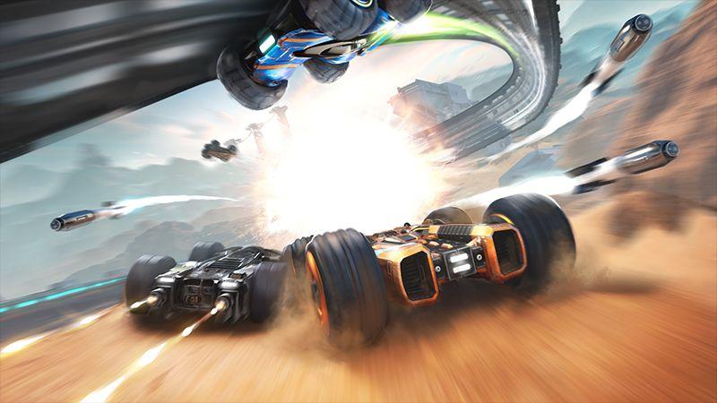 January Preview: GRIP: Combat Racing, Carmageddon & more!