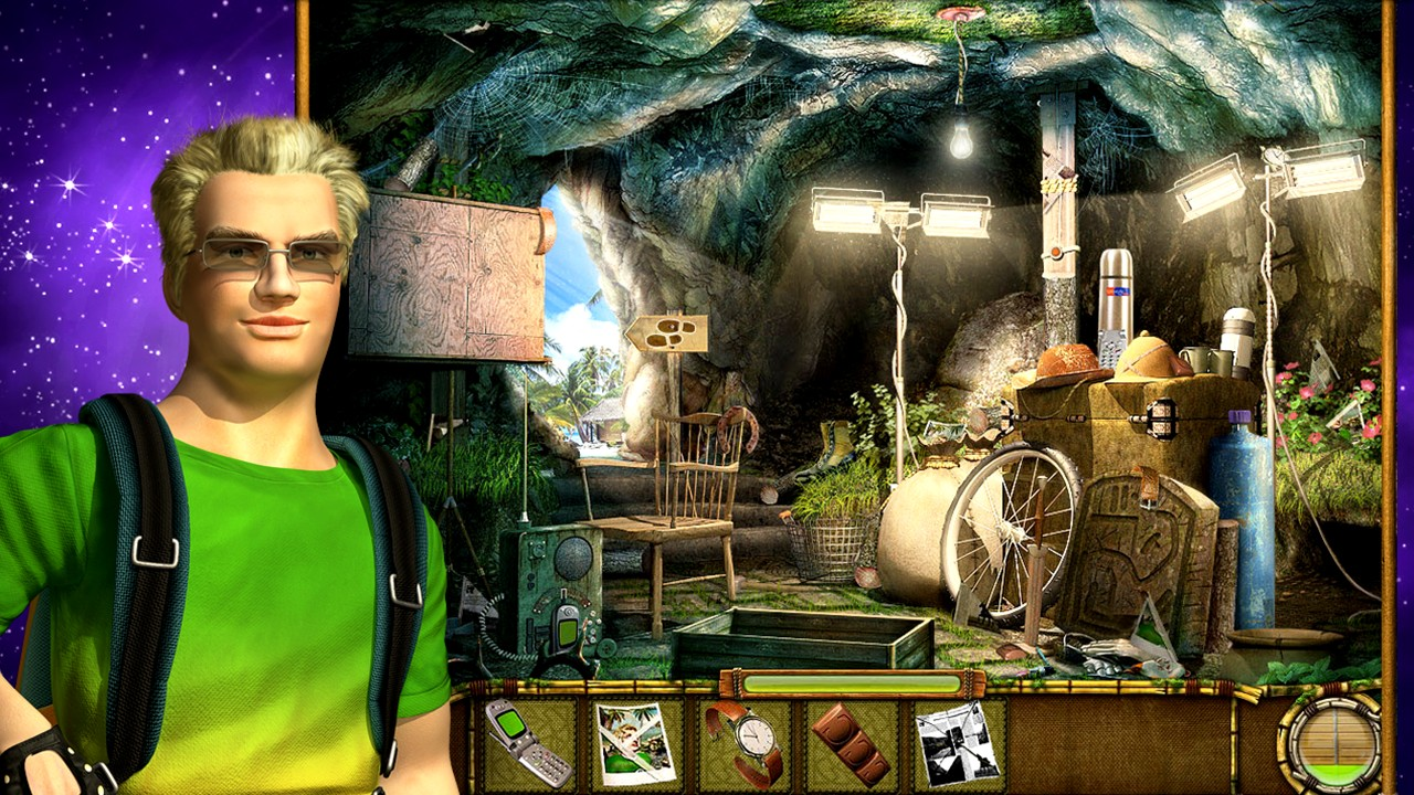 Screenshot from The Treasures of Mystery Island 2: The Gates of Fate (3/3)