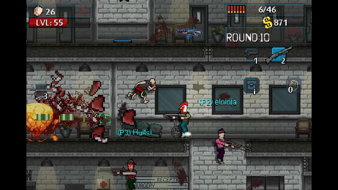 Screenshot from Zombie Kill of the Week - Reborn (1/7)