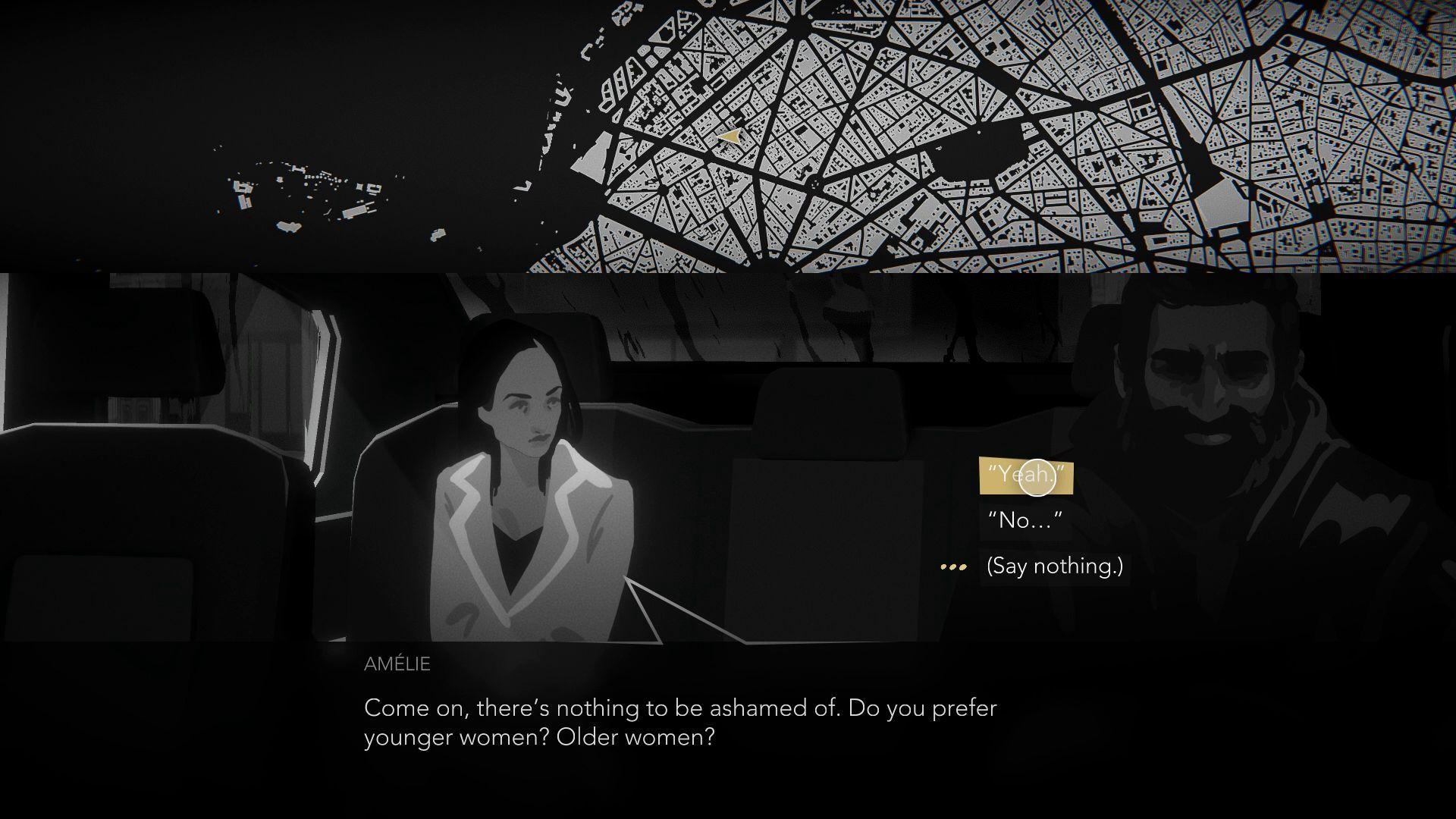 Screenshot from Night Call (5/9)