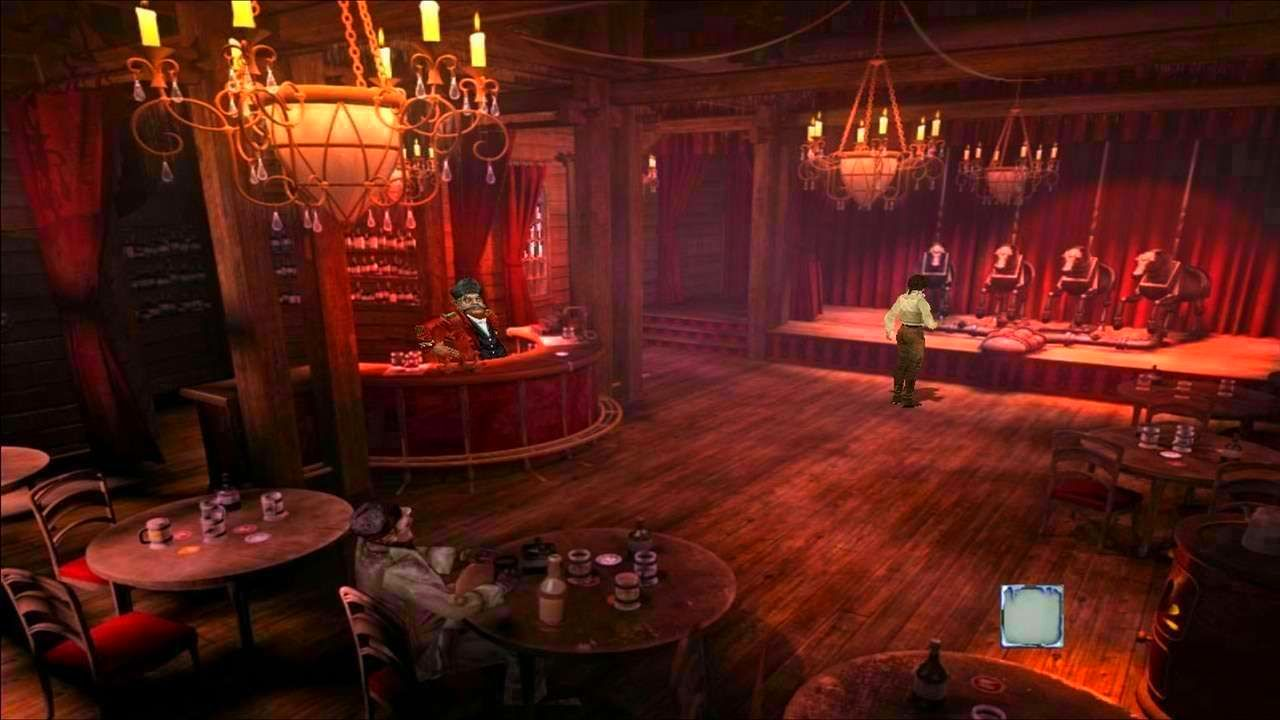 Screenshot from Syberia II (6/6)