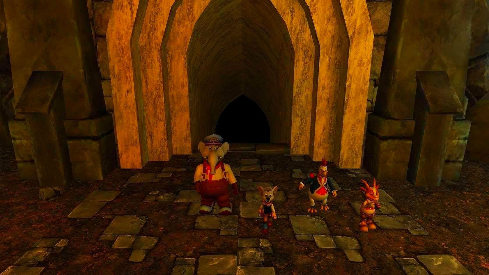Screenshot from Mystery Maze of Balthasar Castle (3/3)