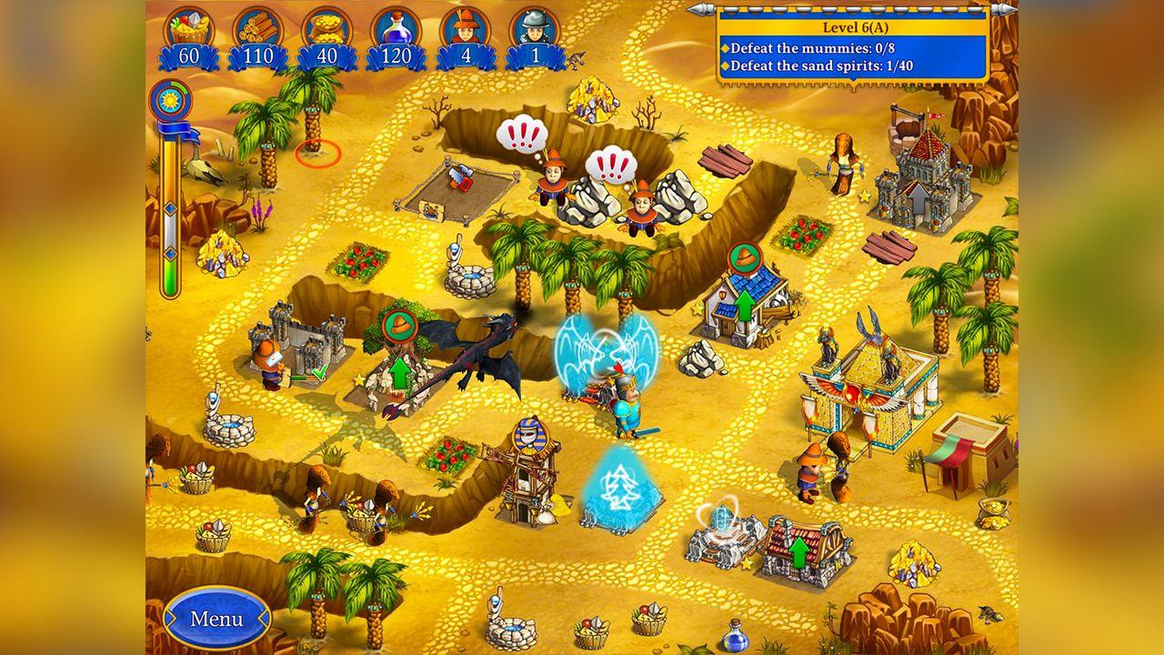 Screenshot from New Yankee 6: In Pharaoh's Court (4/8)