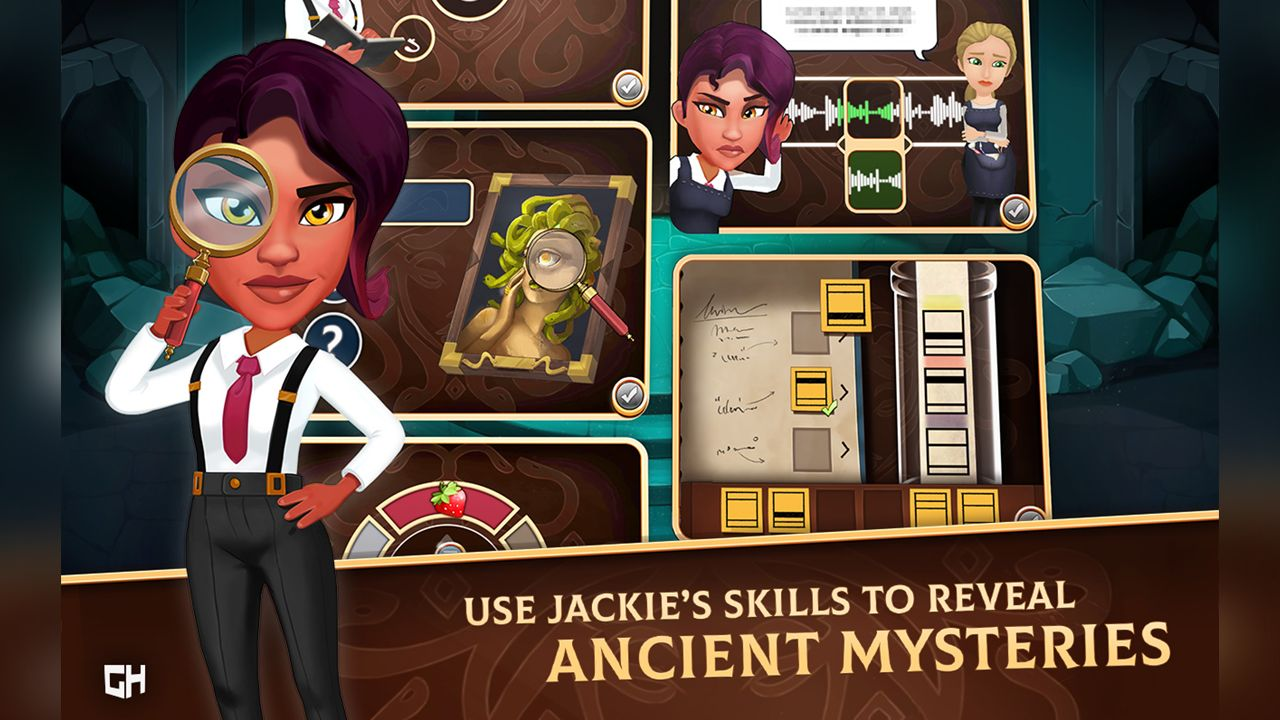Screenshot from Detective Jackie - Mystic Case (5/5)