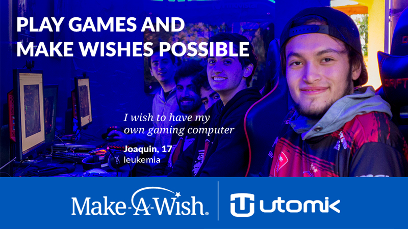 Transform lives with our Make-A-Wish partnership!