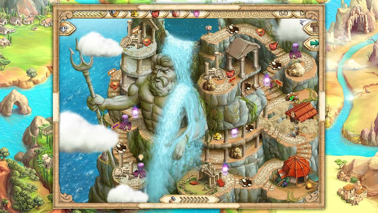Screenshot from Demigods (5/7)