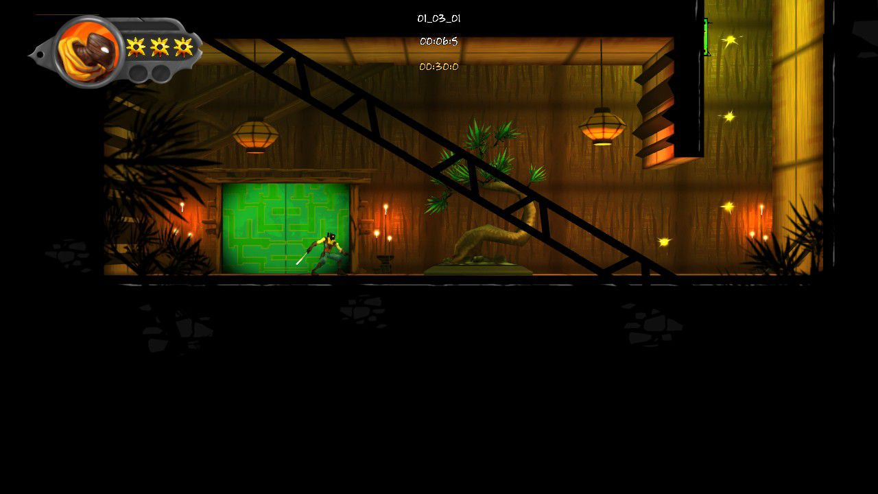 Screenshot from Shadow Blade: Reload (4/8)