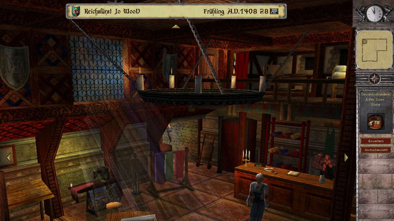 Screenshot from The Guild: Gold Edition (1/7)