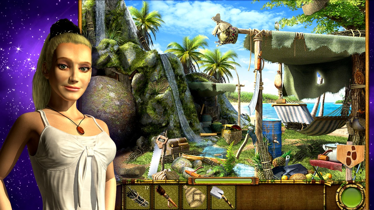 Screenshot from The Treasures of Mystery Island 2: The Gates of Fate (1/3)