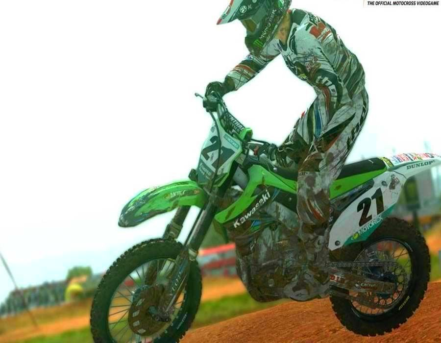 Screenshot from MXGP - The Official Motocross Videogame (2/5)