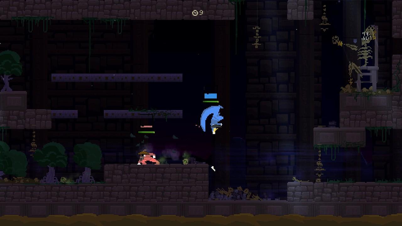 Screenshot from BackSlash (3/6)