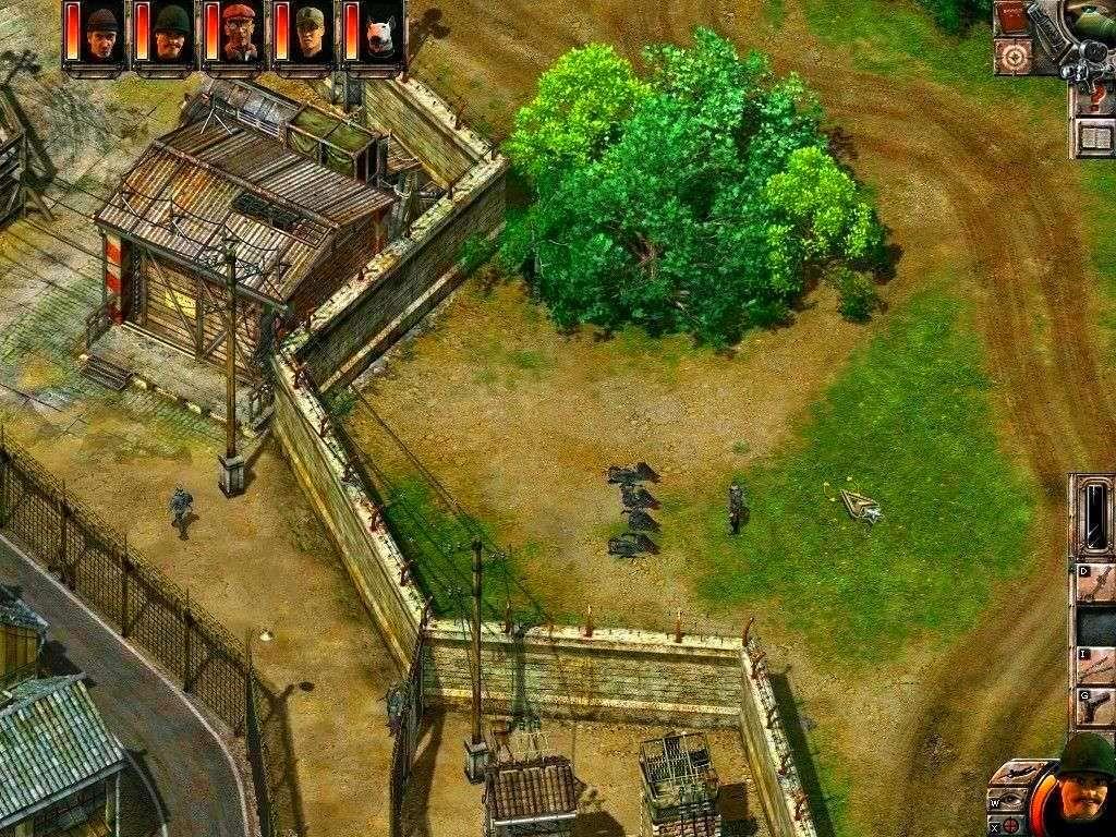 Screenshot from Commandos 2: Men of Courage (2/5)