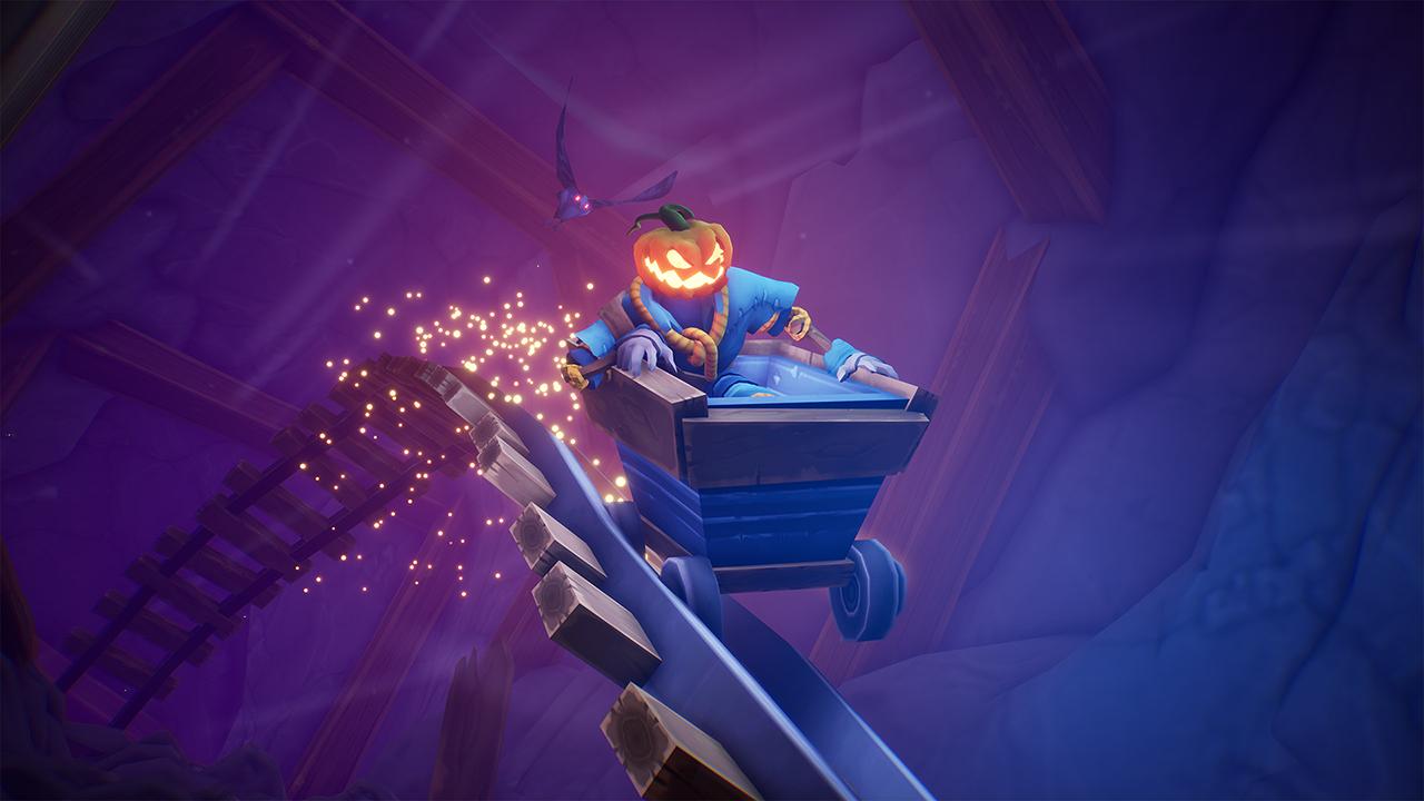 Screenshot from Pumpkin Jack (8/9)