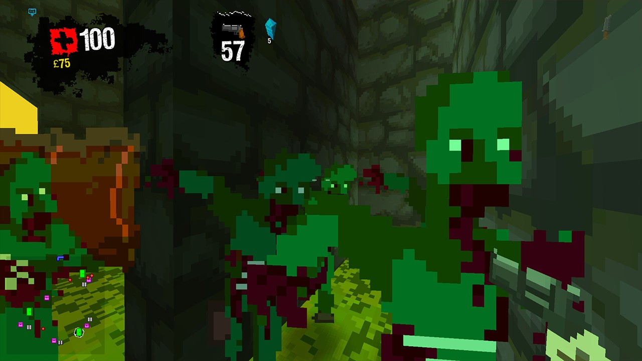 Screenshot from Still Not Dead (3/6)