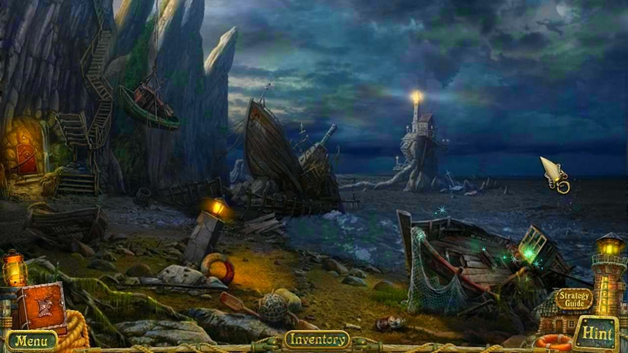 Screenshot from Sea Legends: Phantasmal Light (1/7)