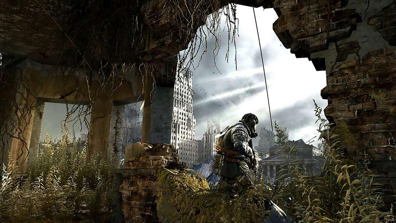 Screenshot from Metro Last Light Redux (7/8)