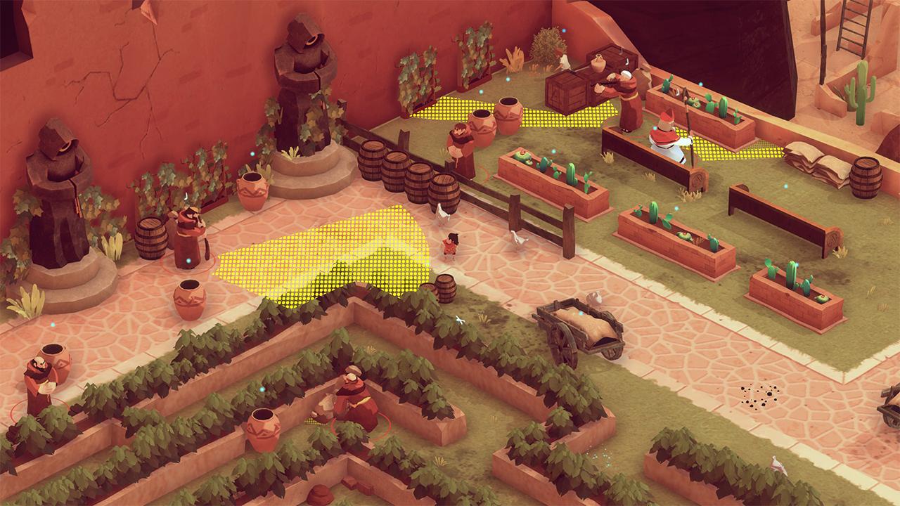 Screenshot from El Hijo - A Wild West Tale (4/5)